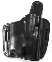 Open top holsters